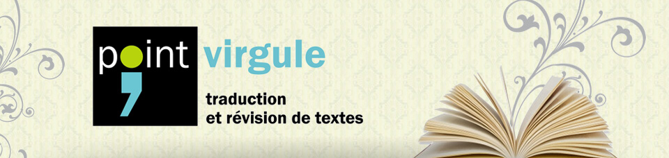 Point Virgule Traduction et révision de textes
